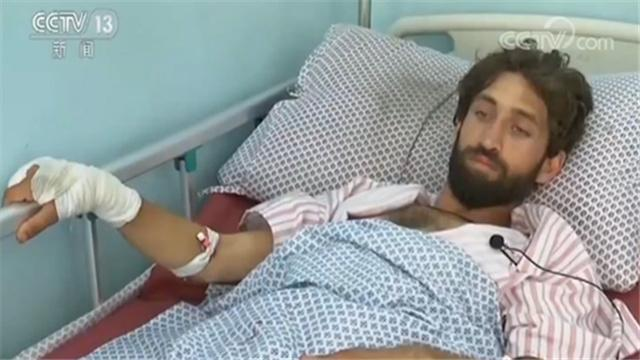 20米的距离!阿富汗爆炸袭击幸存者:房屋颤抖大门被炸坏