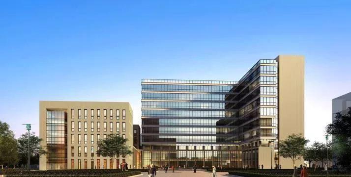 新都市区规划图学校