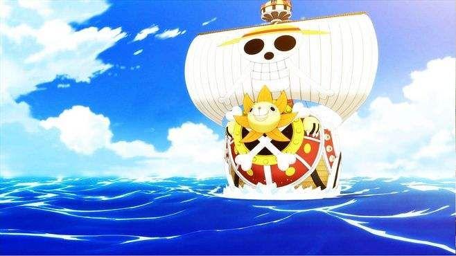 """""""你最想进入哪部动漫场景里冒险呢?""""评选,海贼王力压银魂!"""