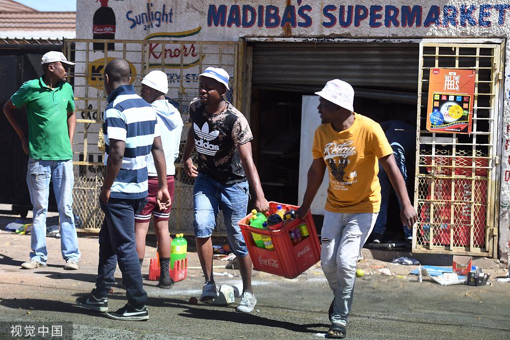 南非暴力排外事件这是真的吗?南非暴力排外事件具体情况(图2)