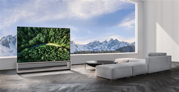 LG開始發貨全球首款8K OLED電視:4個HDMI 2.1