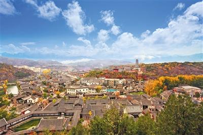 古北水镇 用五年时间引领京郊度假新浪潮