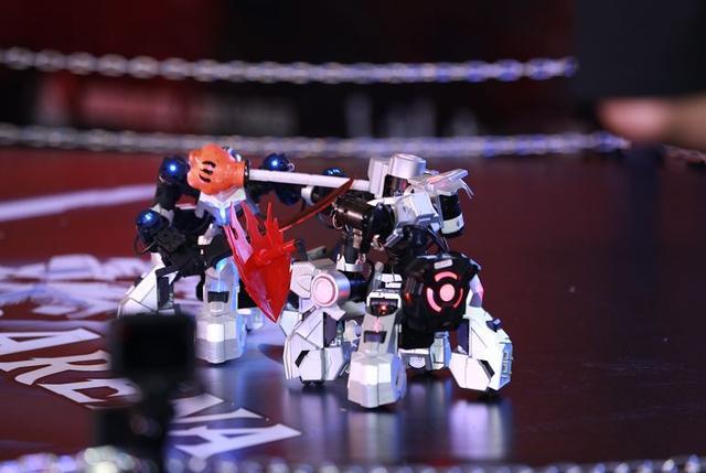 机器人国家级赛事诞生,