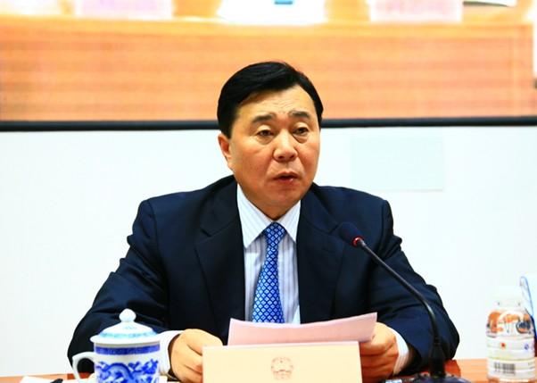 吉林市人大常委会主任李向东投案,曾与落马的四任前市委书记共事
