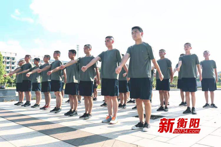 """""""准战士""""淬火成钢:衡阳预定新兵开展役前训练"""
