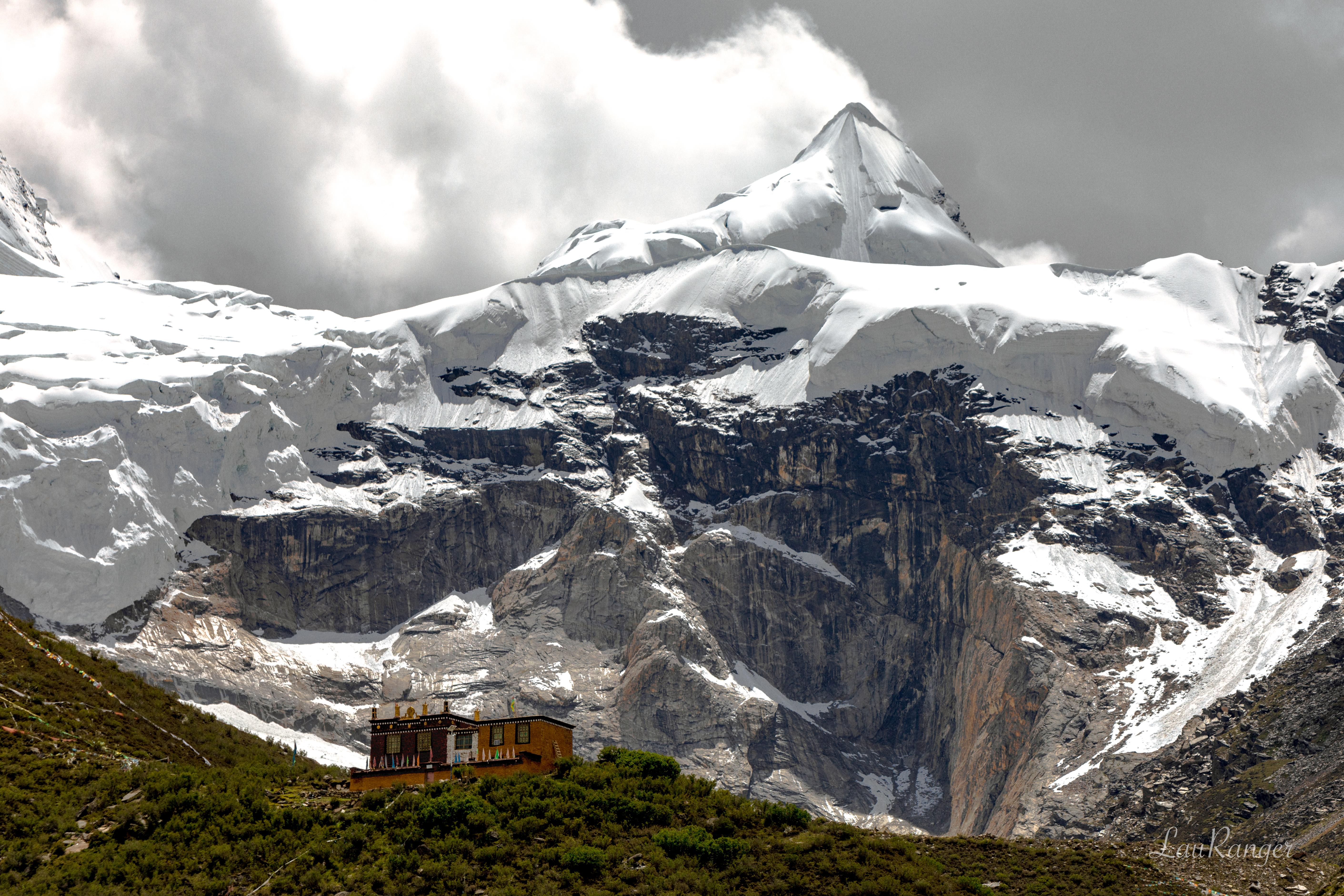 西藏还有未被人知的秘境?比如这里,叫做萨普