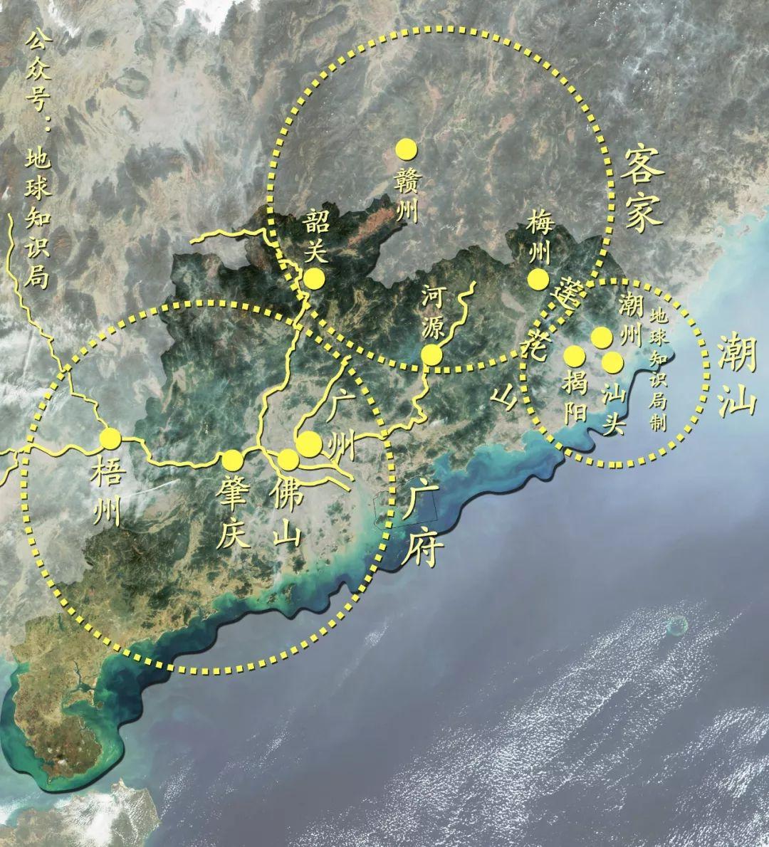 南雄gdp_广东最有钱的100个地区,南雄竟排在