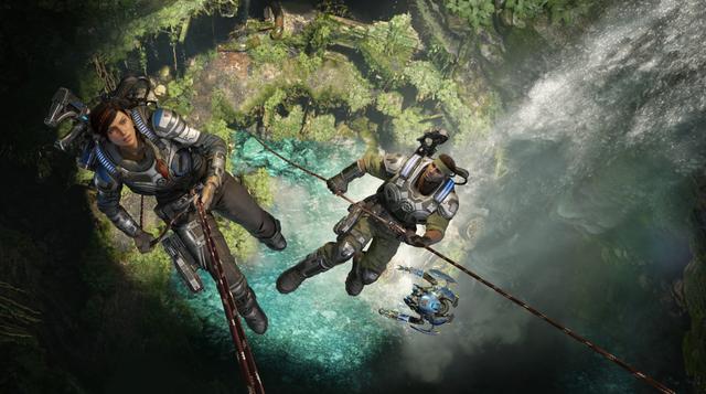 《战争机器5》首批媒体评分出炉!IGN单人战役8.8分