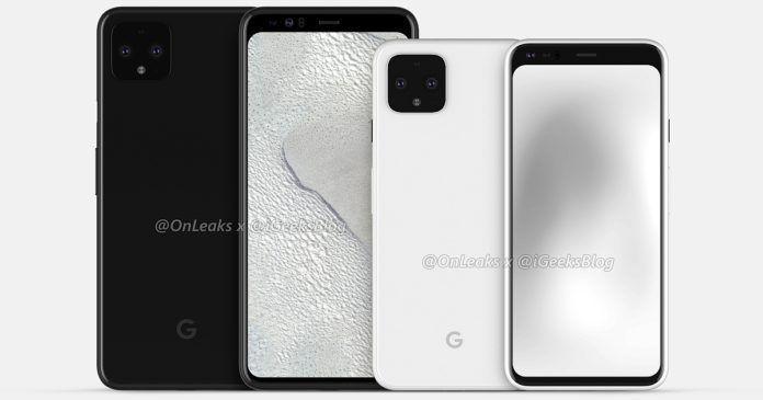 FCC曝光了四款谷歌Pixel新机的认证信息