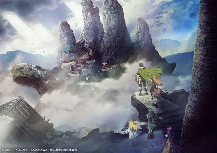 《盾之勇者成名录》新季动画制作确定