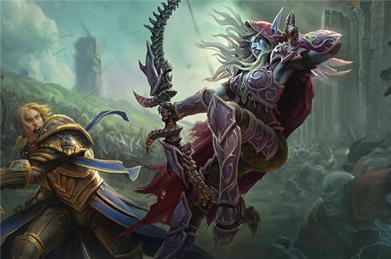 魔兽世界怀旧服同服务器能选择不同阵营吗新建角色能不同阵营吗?