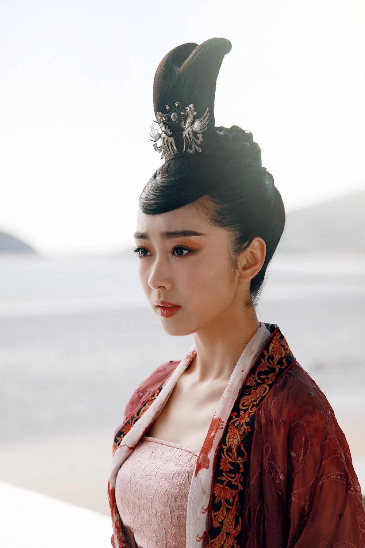 宣璐最美的一个角色不在《陈情令》,而是《灵魂摆渡》中她