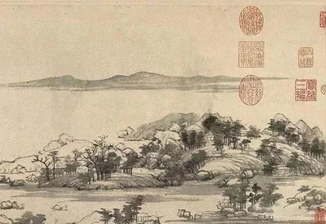 元代中后期的文人山水画:细说元四家的艺术新变及其表现