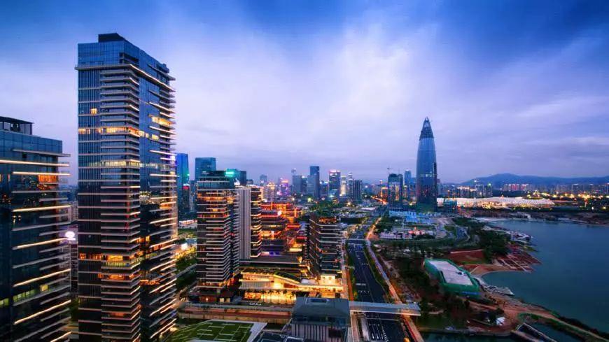 深圳长住人口_深圳总体规划获批 将形成7个城市中心 图