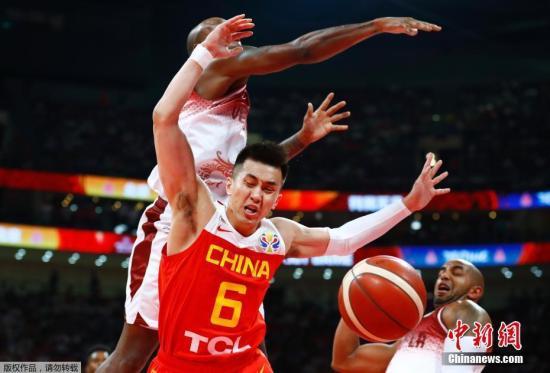 [环球网]前瞻:中国男篮能否直通东京奥运会?