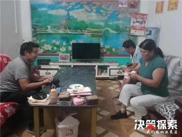 内乡县夏馆镇:二十年借款纠纷 十一天握手言和