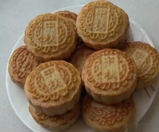 中秋节还没买月饼别担心,只需十分钟,你就可以学会