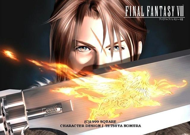 《最终幻想8:重制版》重磅上线,好评率却仅有39%