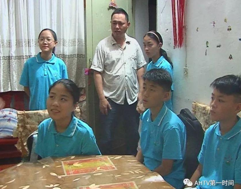 為防抄作業,爸爸要求將5胞胎分在5個班....網友:想過家長會嗎?