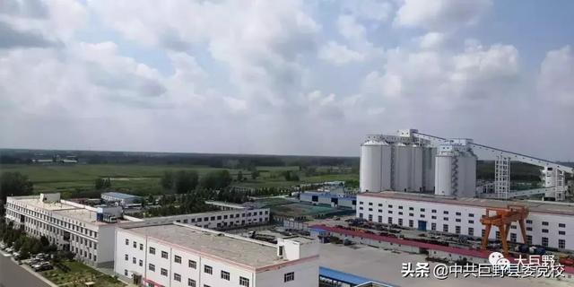 巨野县人口多少人_巨野县地图