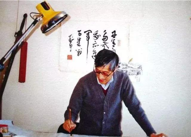 张大千最得意的弟子,绘画技法不输黄宾虹,中年却被逐出师门