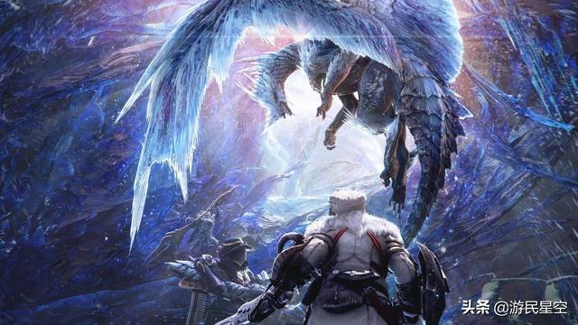 《怪猎:世界》冰原获IGN 9分:内容丰富、怪物超棒