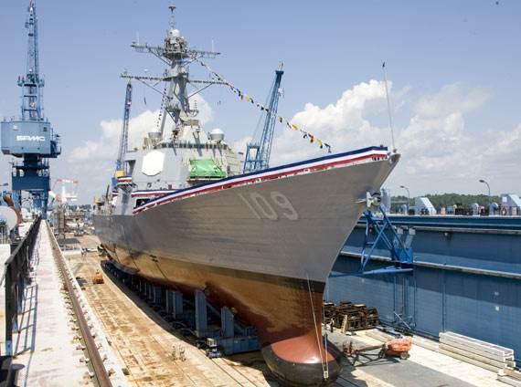 大连厂八驱同造 中国海军的短板还要补多久?