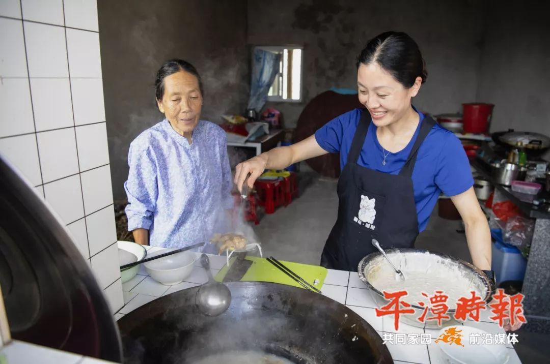 平潭海鲜名菜|花生、鱼干、薯粉平潭三宝结乡味(图1)