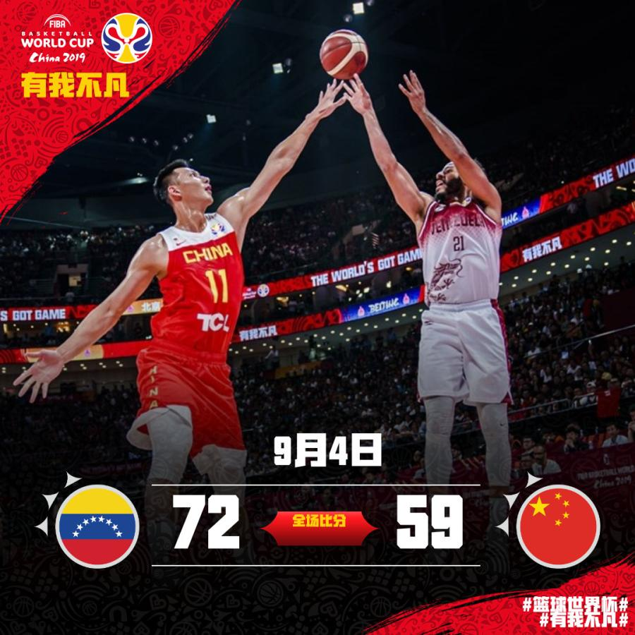 排位赛打起精神!中国男篮为了奥运名额还得继续拼