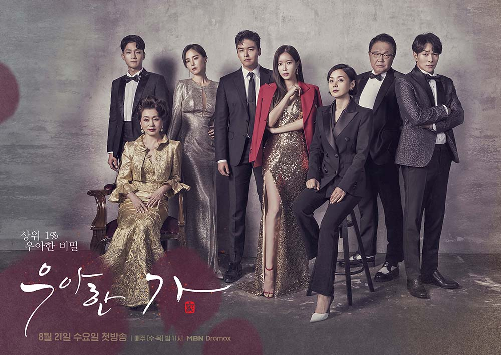 2019韩剧热播排行榜_皇后的品格 明日大结局,但女主张娜拉的逆龄生长才