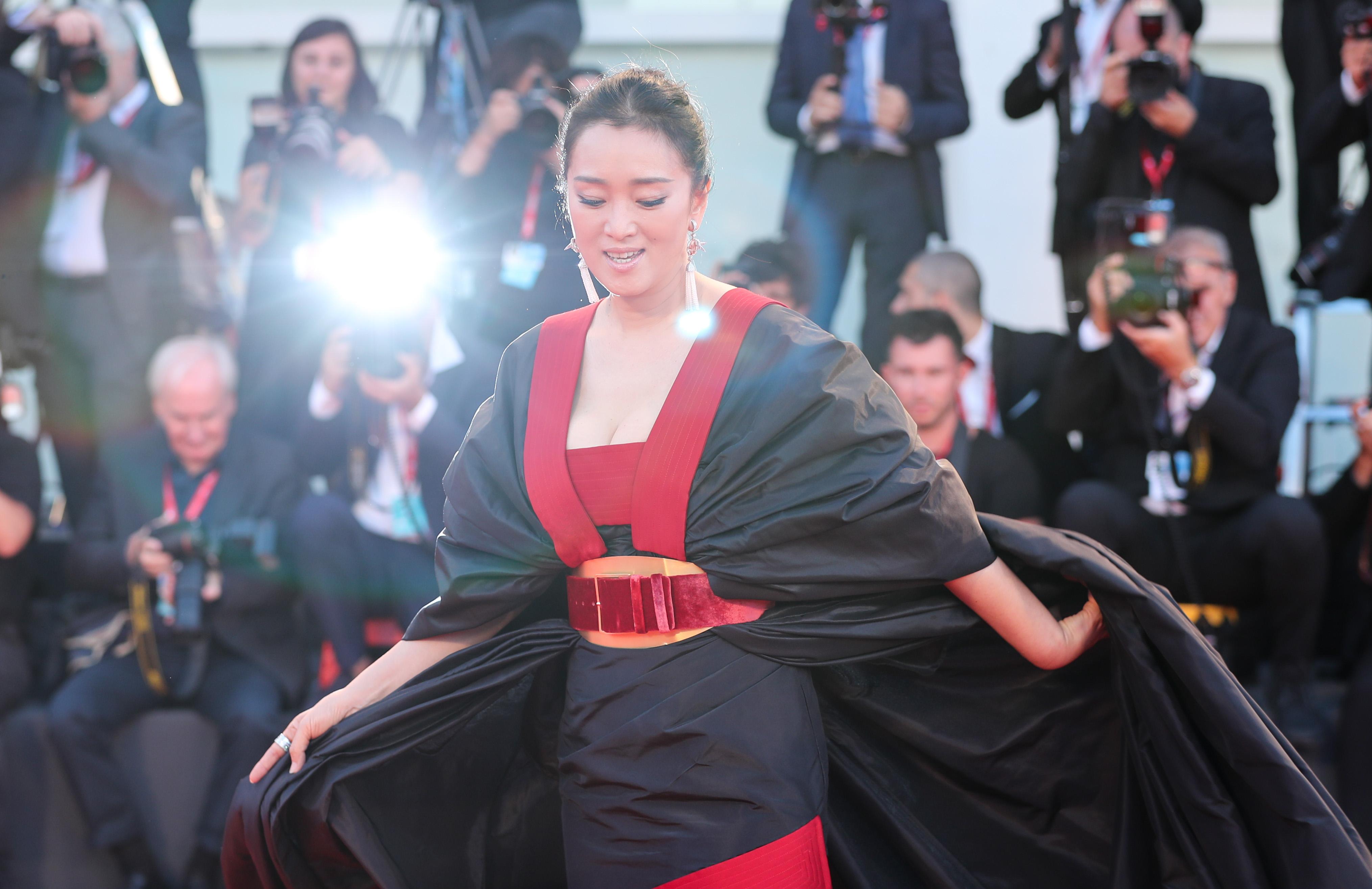 威尼斯电影节主竞赛单元影片《兰心大剧院》首映