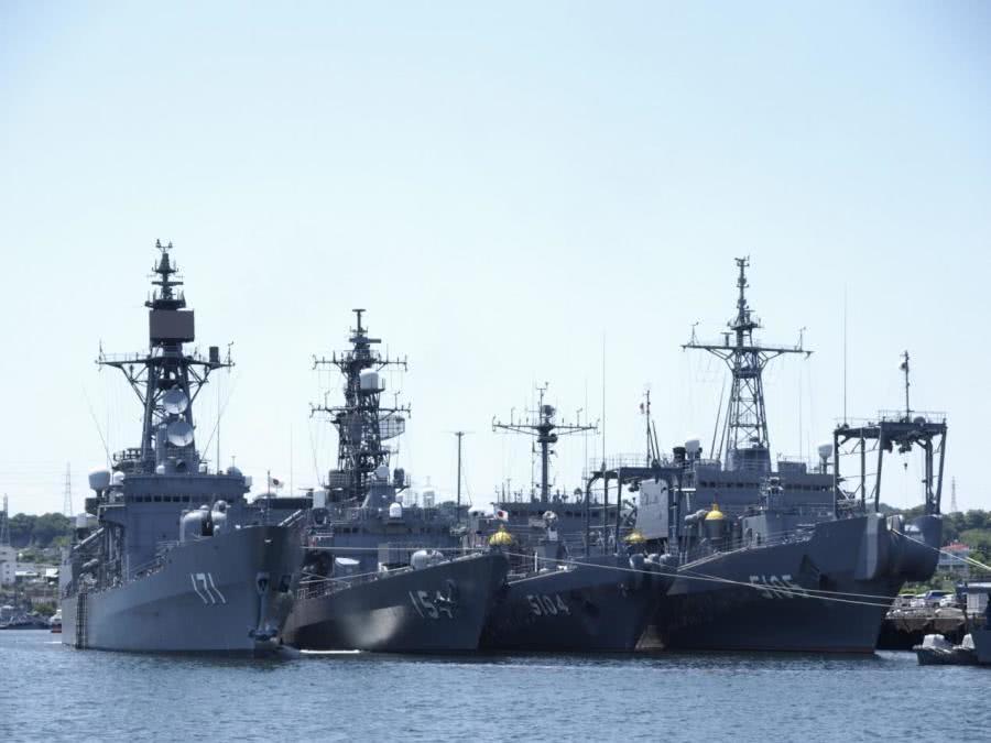 日本公开挑衅伊朗,自卫队军舰驶向波斯湾,俄:公然撕毁和平协定