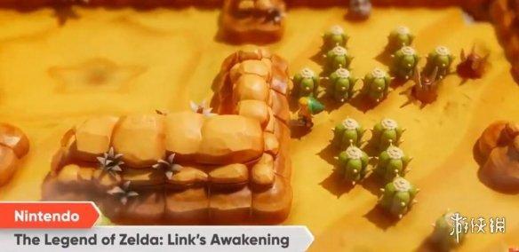 《塞尔达传说:织梦岛》新预告!9月20日正式推出