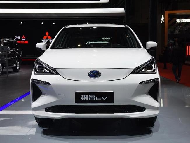 又一款原创新能源SUV到了,12万辆,外观超萌,续航400多公里!