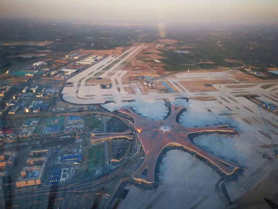 北京新机场20日左右商业载客首飞,机型空客A380!