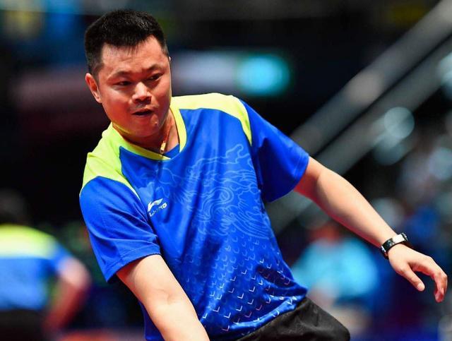 国乒退役老将真牛!39岁拿全国冠军后,又打败了台湾省乒乓天才