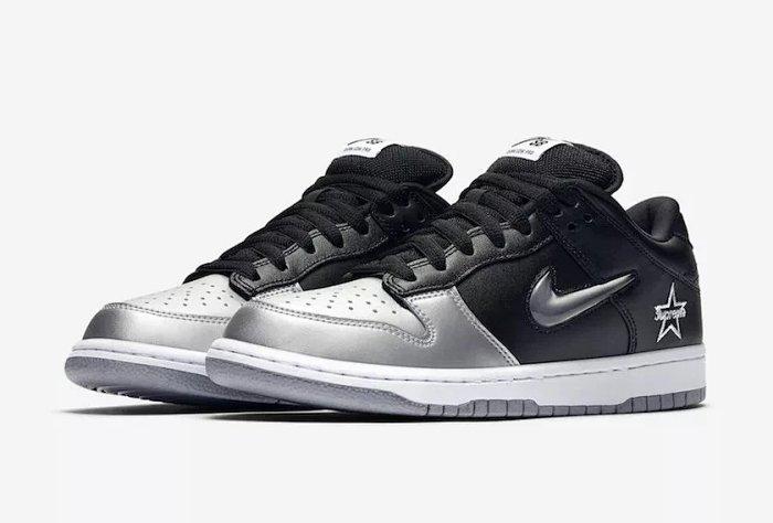 Supreme x Nike SB Dunk Low 联名即将登场