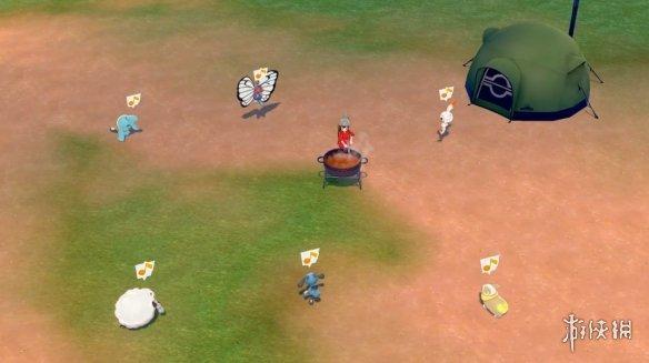 <b>《宝可梦:剑/盾》公布新宣传片 可野营、烹饪、换装</b>