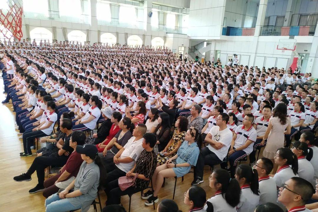 我们定不忘初心,牢记使命,为实现中华民族伟大复兴的中国梦而努力奋斗