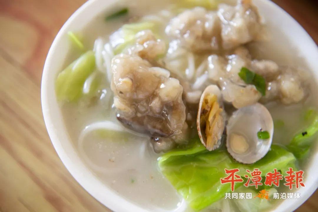 平潭海鲜名菜|花生、鱼干、薯粉平潭三宝结乡味(图6)
