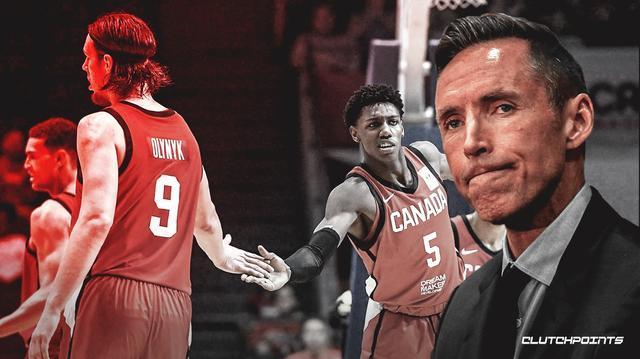 纳什痛批加拿大退赛球员,称国际大赛远比NBA夏训有挑战