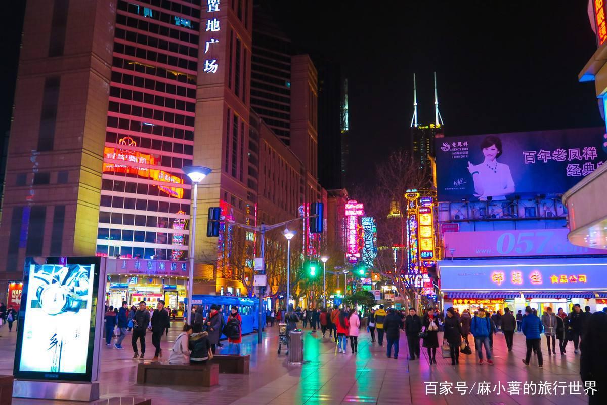 中国人气最旺的5条美食步行街,个个是网红,秋天最适合去逛街