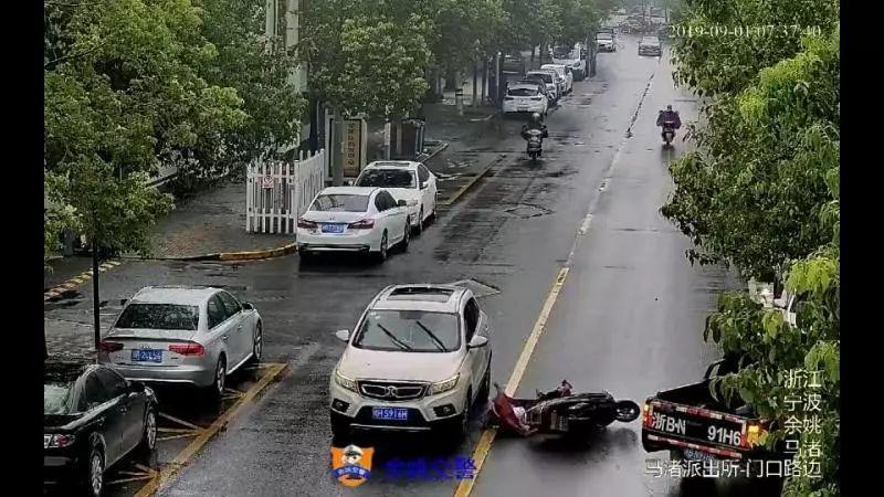 宁波女子被小货车撞后又被SUV碾压!竟奇迹生还!多亏…