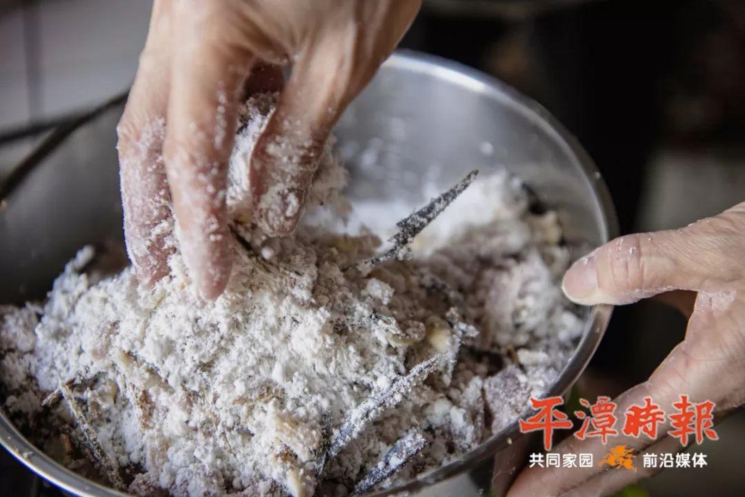 平潭海鲜名菜|花生、鱼干、薯粉平潭三宝结乡味(图4)