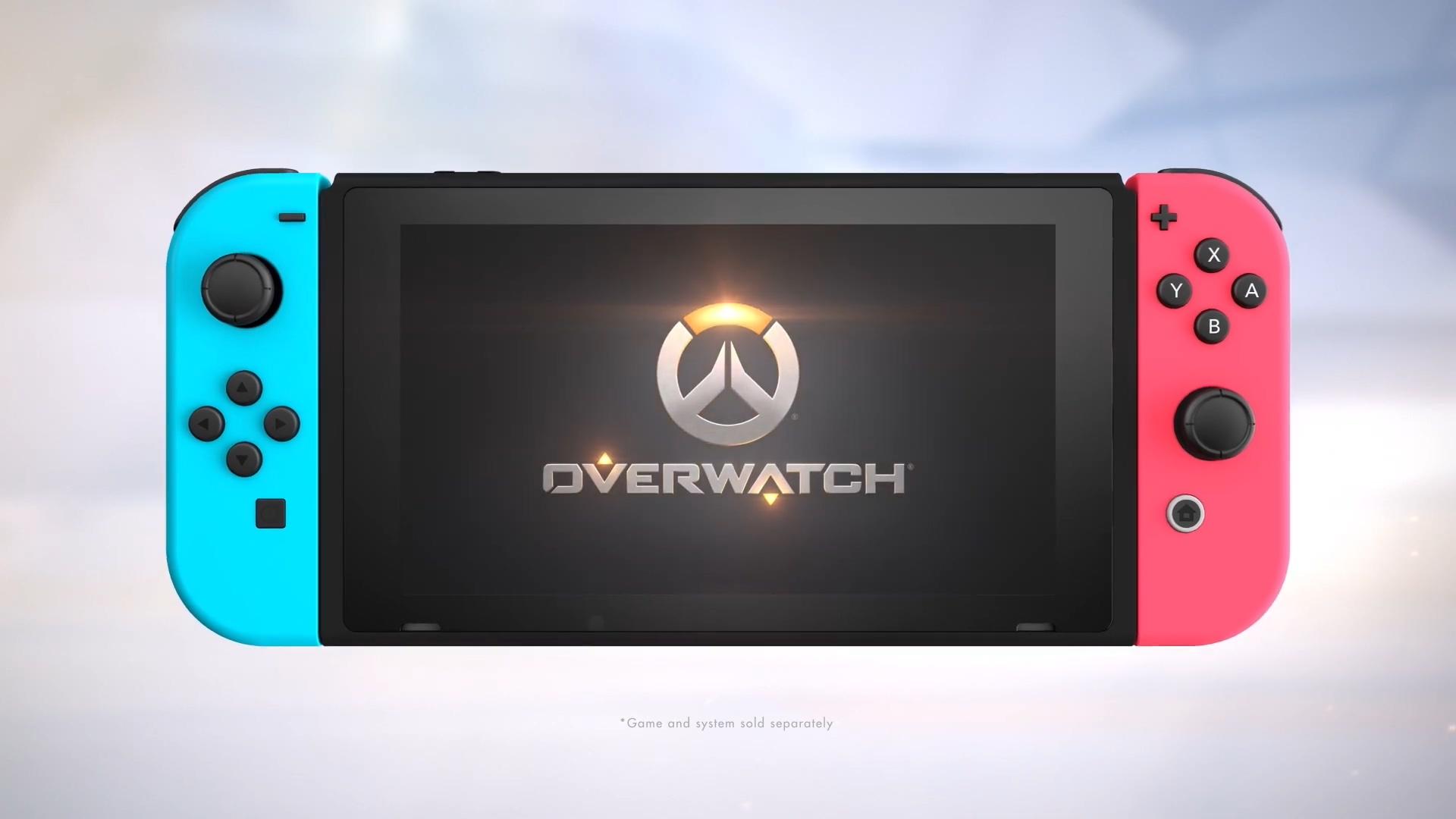 不出所料暴雪宣布《守望先锋:传奇版》登陆Switch平台