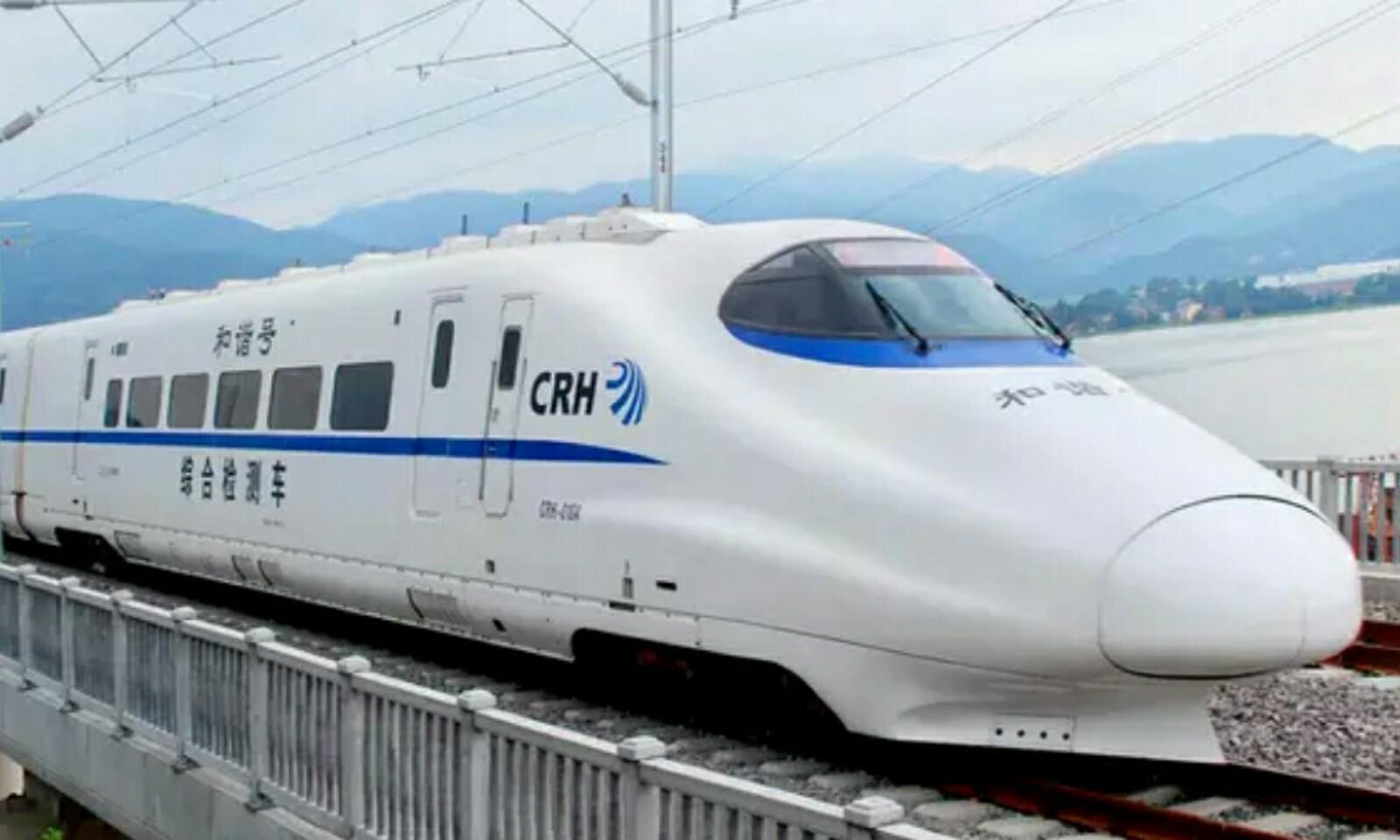 浙江将要修建一座新高铁站,