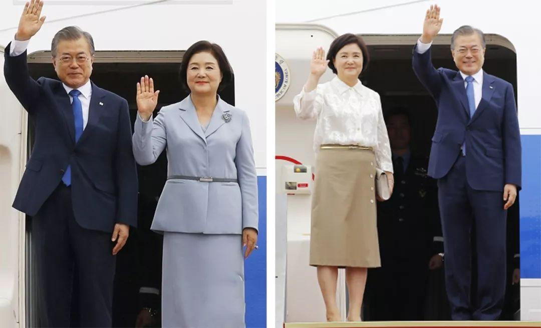 38年前韩国第一夫人穿白纱嫁人,最是那一低头的温柔,太美了!