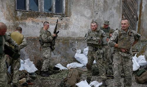 千万不要把战争当儿戏, 乌克兰战场视频曝光, 给全世界上了一课