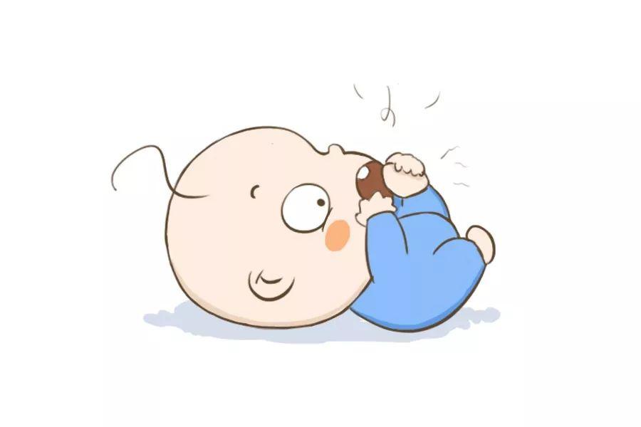 宝宝吃手是因为缺锌?没准是这几种原因!到了这个月龄要及时纠正