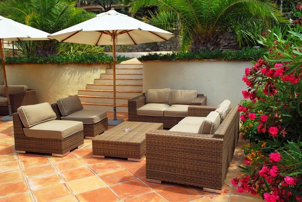 每一个露台,都可以成为一座空中花园